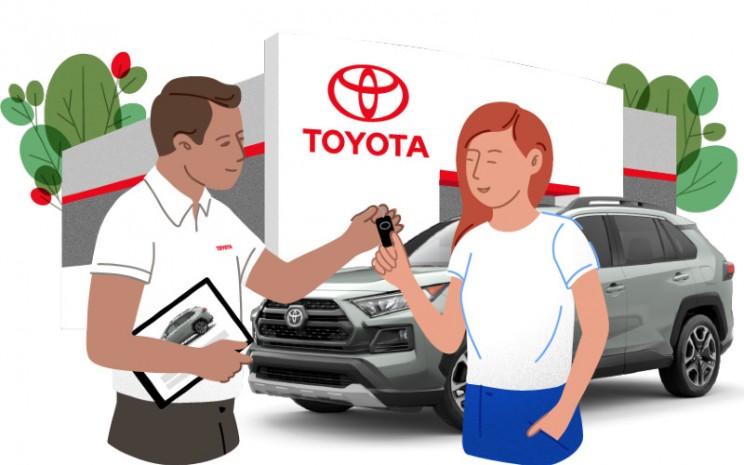 SmartPath memberikan kemampuan bagi dealer Toyota.  - magictoyota.com