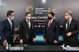 MANDIRI INVESTMENT FORUM 2021 : BMRI Perkuat Layanan Transaksi Internasional