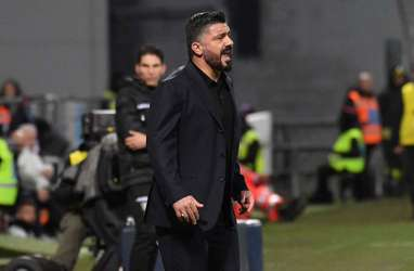 Napoli vs Atalanta Imbang Tanpa Gol di Semifinal Coppa Italia