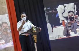 Cegah Covid-19, Anies Gerakkan Jakarta Bermasker
