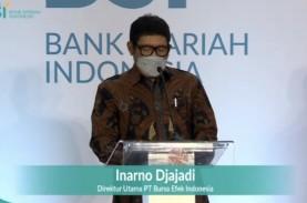 Kapitalisasi Pasar Saham Syariah Tembus Rp3.500 Triliun