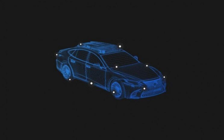 Toyota Arene. Sistem penggerak bantuan akan dipasang pada mobil penumpang Toyota pada akhir 2021.  - Toyota
