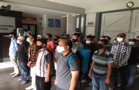 Antisipasi Covid-19, Lapas Semarang Pulangkan 25 Narapidana