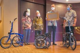 Terima SNI, Produksi Sepeda Kreuz Naik Sepuluh Kali…