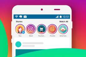 Tiru TikTok, Instagram Bakal Buat Tampilan Stories…