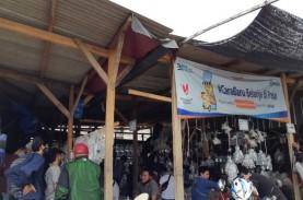 Lewat Web Pasar BRI, 108.000 Pedagang Pasar Bisa Jualan…