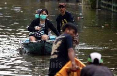 5 Daerah di Jabar Diberi Peringatan Khusus Cuaca Ekstrem