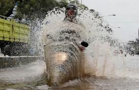 Antisipasi Banjir, Sudin SDA Jakbar Perbaiki 4 Pompa Stasioner