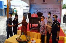 Hebat! Penerimaan Bea Cukai Riau Capai 203,75 Persen