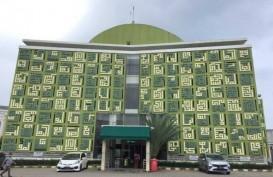 Megahnya Masjid Berlafaz Asmaul Husna Buatan Ridwan Kamil