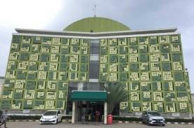 Megahnya Masjid Berlafaz Asmaul Husna Buatan Ridwan…