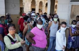 Kasus Covid-19 Melonjak, Kuba Berlakukan Jam Malam