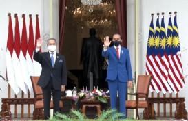 PM Muhyiddin Yassin Santap Siang Bersama Jokowi, Ini Menu Hidangannya
