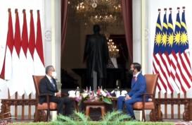Jokowi dan PM Malaysia Bahas Isu Politik di Myanmar