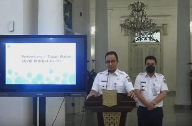 DKI Putuskan Rencana Lockdown Akhir Pekan pada 8 Februari 2021