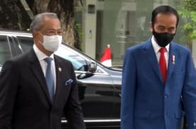 Jokowi dan PM Malaysia Bahas Stabilitas di Laut China…