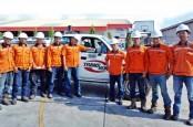 Transkon Jaya (TRJA) Tambah Kendaraan Operasional untuk Proyek di Maluku Utara