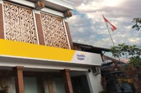 Bank Mandiri (BMRI) dan Taspen Mau Suntik Bank Mantap…