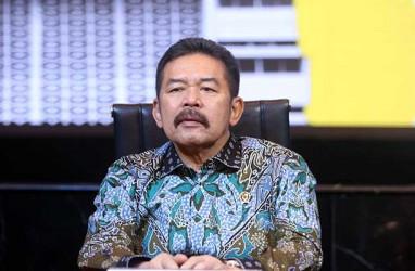 Jaksa Agung Terima Daftar Kajari yang Tak Tangani Korupsi Setahun Terakhir
