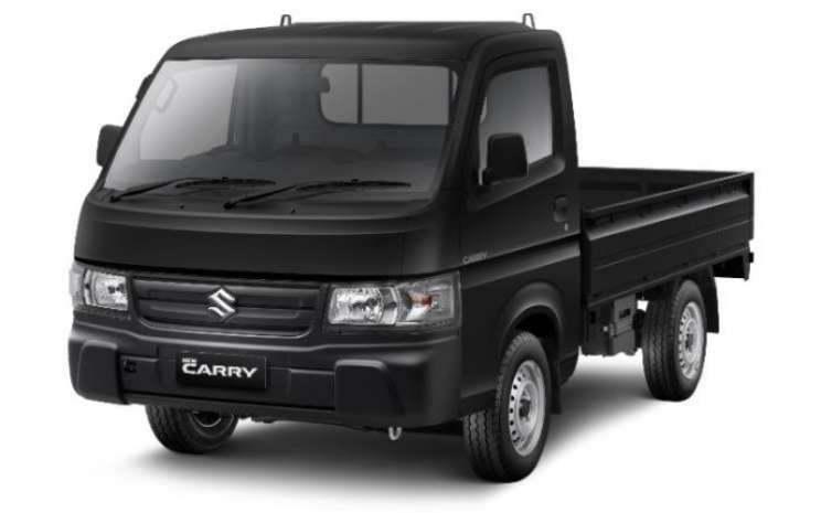 Suzuki Carry Desain Baru - Dokumentasi/Suzuki
