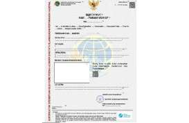 Ramai Isu Keamanan Sertifikat Tanah Elektronik, Kementerian ATR/BPN Buka Suara