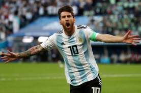 Messi & Neymar Terbaik Amerika Selatan, yang Ketiga…