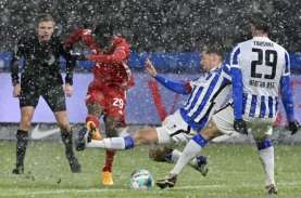 Hajar Hertha, Bayern Munchen Mantap Pimpin Klasemen…