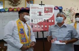 Walikota Jakbar: Penyaluran BST Rp300 Ribu Lancar, Warga Taat Protokol Kesehatan
