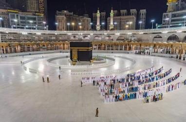 Masjidil Haram dan Nabawi, 2 Masjid Bebas Kasus Covid-19 Selama Pandemi