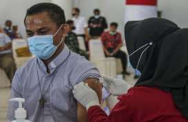 Vaksinasi Covid-19 di Timika Sudah Dilakukan ke 1.973 Warga