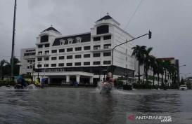 Jateng di Rumah Saja, Sejumlah Titik di Semarang Banjir