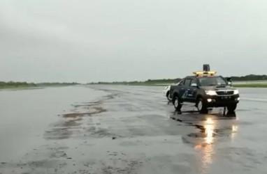 Daftar Penerbangan Terimbas Banjir di Semarang