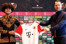 Pindah ke Liga Belanda, Bagus Kahfi Berharap Bisa…