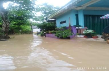 Banjir Landa Sembilan Kecamatan di Semarang