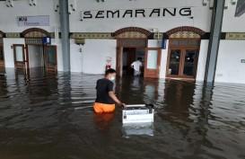Daftar Rangkaian KA yang Terdampak Banjir Semarang
