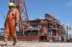 FPU Jangkrik Beroperasi Kembali, Produksi Gas Nasional…