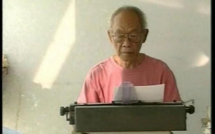 Pramoedya Ananta Toer banyak melahirkan karya-karya yang sudah diterjemahkan dalam 42 bahasa. - Antara