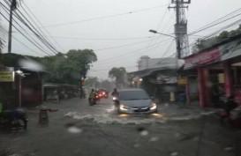 Jakarta Diguyur Hujan Sepanjang Hari Ini, Minggu 7 Februari