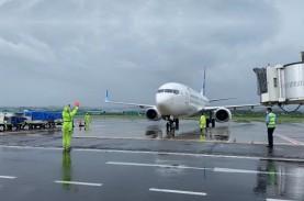 Bandara Ahmad Yani Mulai Dibuka, Penumpang Bisa Refund…