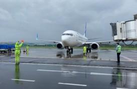 Gubernur Ganjar & Menhub Budi Cek Bandara Ahmad Yani di Tengah Hujan Lebat, Ini Hasilnya