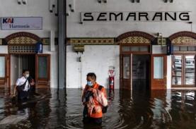 Langganan Banjir, Stasiun Tawang Tak Bisa Dirombak…