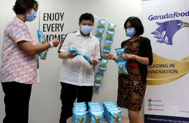 Garudafood Masih Andalkan Pasar Domestik