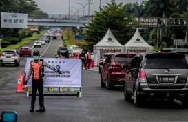 Ganjil Genap Kota Bogor Kurangi 8.082 Kendaraan Roda Empat