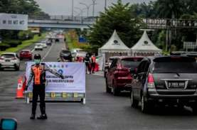Ganjil Genap Kota Bogor Kurangi 8.082 Kendaraan Roda…