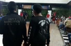 Polisi Segel Kutabex JV Food and Sport Center di Tambora