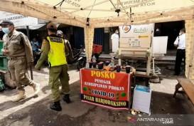 Evaluasi Jateng di Rumah Saja, Ditemukan 70 Pelanggaran di Surakarta