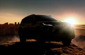 Mitsubishi Ungkap Gambar Penggoda Pajero Sport Baru