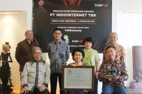 Strategi Indointernet (EDGE) Setelah IPO, Bangun Pusat…