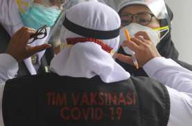 Vaksinasi Covid-19, Lansia Tak Rasakan Efek Samping