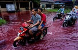 Cek Fakta : Viral Banjir Darah di Pekalongan